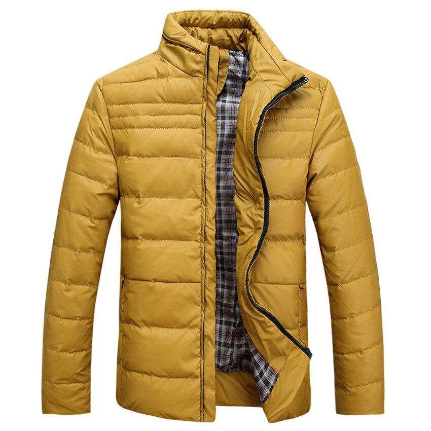 Men Casual Down High Quality White Duck Down Thicken Winter Jacket Men Down Parka Warm Chaquetas