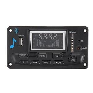 Image 4 - Wielofunkcyjny Bluetooth MP3 Audio bezstratna płyta dekodera APE z kontrola aplikacji EQ FM Spectrum Display dla wzmacniaczy