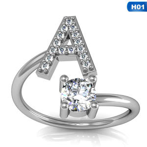 zheFanku Silver Ring For Women Engagement Ring Jewelry