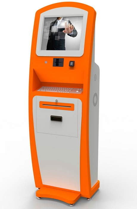 All In One Touch Screen Station Ticket Self-service Ticket Machine Automatic Payment Of Money Terminal Vending Machines