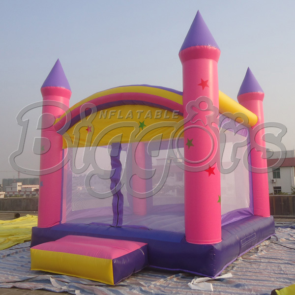 цена на FREE SHIPPING BY SEA Low Price Inflatable Bouncer Inflatable Toy Bouncy Castle Inflatable Slide For Kids