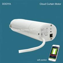 Broadlink DNA Dooya Motor Vorhang Motor DT360E 45 Watt IOS Android Fernbedienung Vorhang Für Smart Home Automation System 220 V 50 HZ