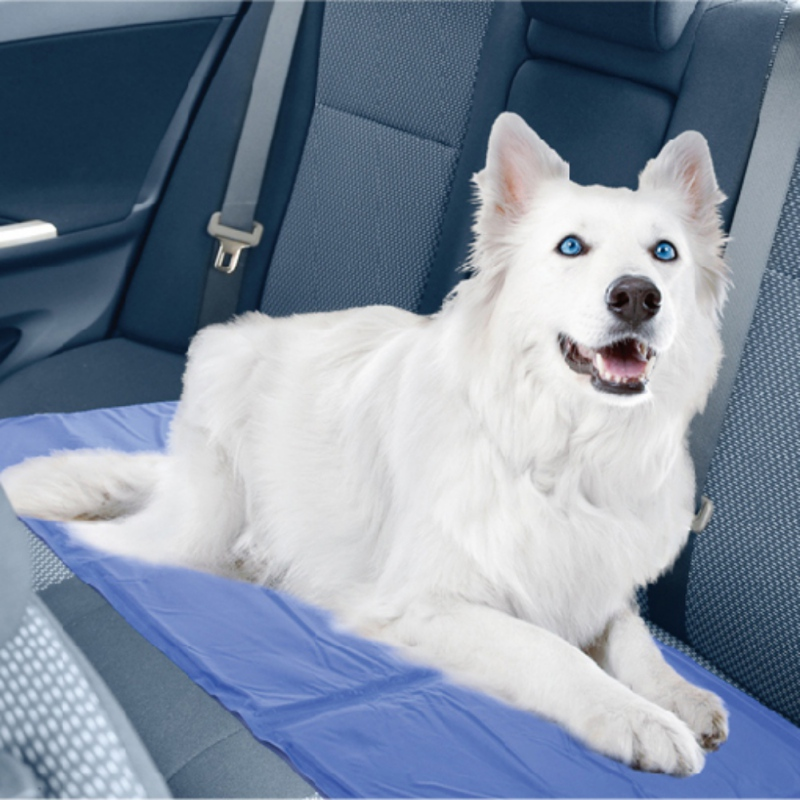 Dog Bed Cooling Sleeping Kennel Bed Pad Travel Mat Mats
