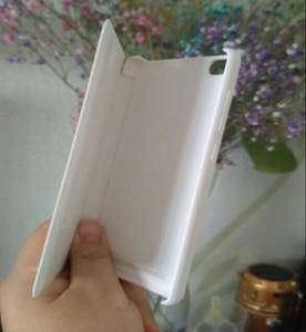 "Image 3 - 100% המקורי xiaomi redmi 3 case flip יוקרה עור מפוצל Flip חזרה כיסוי עבור xiaomi redmi 3 redmi3 5.0 ""(אין טביעות אצבע חור!!!)"