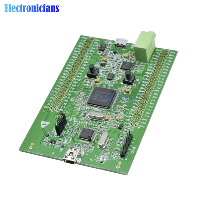 Stm32f4 Discovery Stm32f407 Cortex-m4 Development Board Module St-link V2