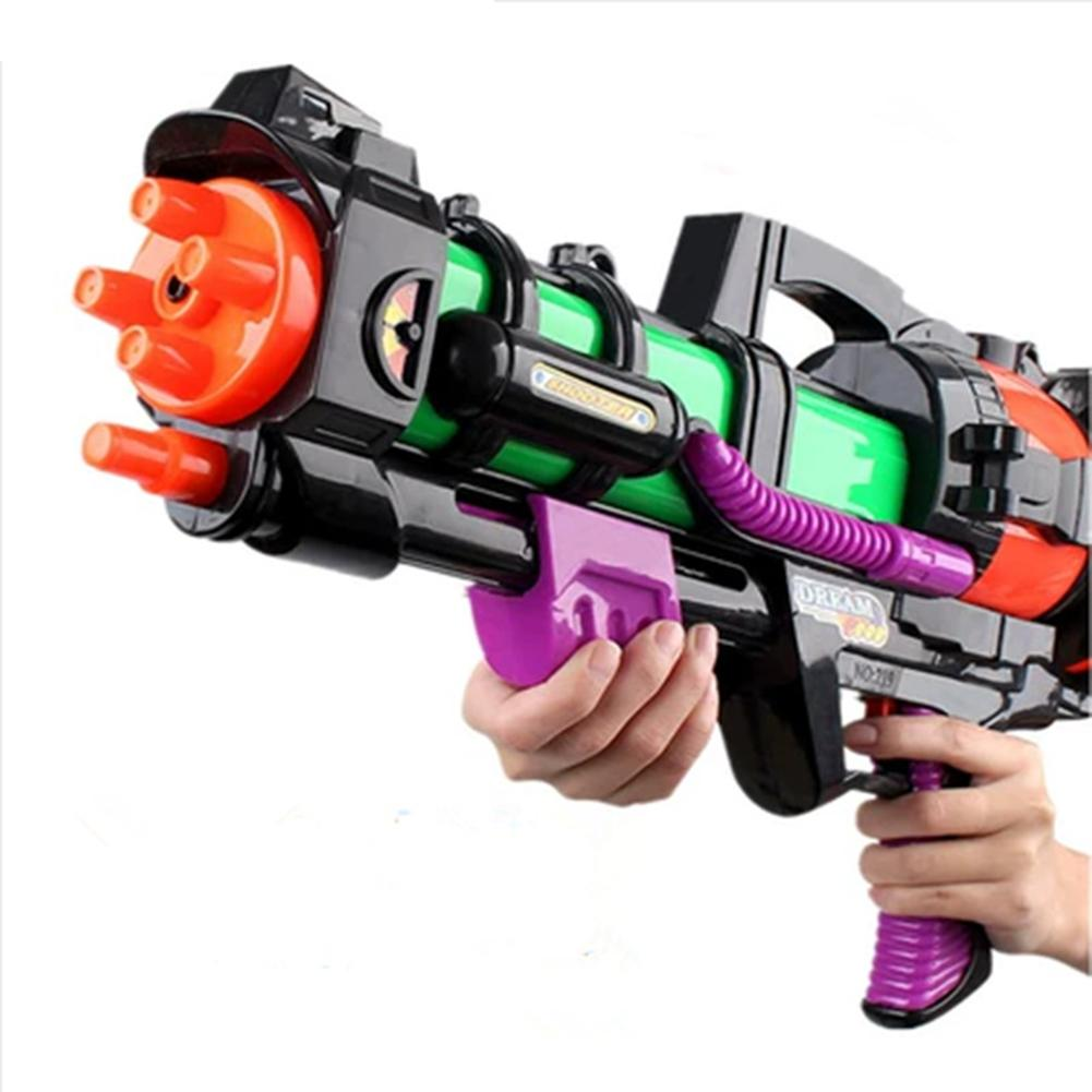 45 CM Water Gun Summer Beach Seaside Toy Water Gun Rifle Large Capacity Beach Essential Toys For Children Kids Adult