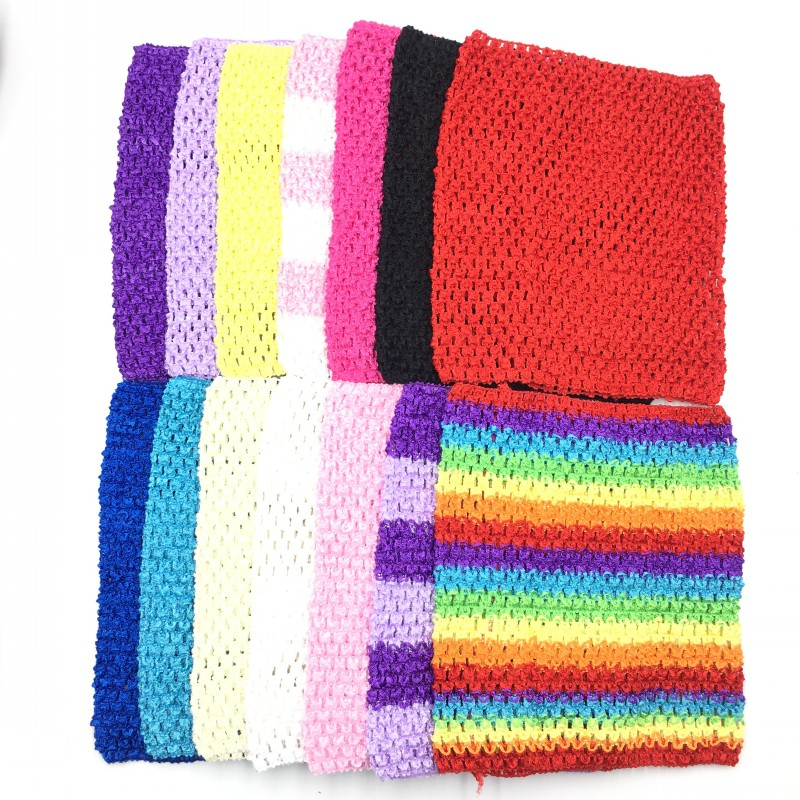 Baby Girl 20 23 Crochet Tutu Tube Tops Chest Wrap Wide for DIY Tutu Dress Supplier Fabric Sewing Accessories in Party DIY Decorations from Home Garden