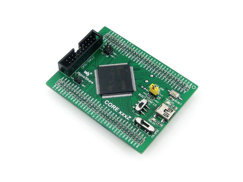 module Core103Z STM32F103ZET6 STM32F103 STM32 ARM Cortex-M3 Development Core Board JTAG/SWD debug interface full IO expander stm32f103c8t6 stm32 core board development board module black blue
