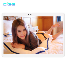 1920*1200 2017 Newest 10.1 inch 4G Tablet PC Octa Core 4GB RAM 64GB ROM Dual SIM Card Android 5.1 IPS tablet PC 10.1