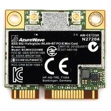 fenvi AzureWave Broadcom BCM94352HMB 802.11ac 867Mbps Wireless-AC WLAN Wireless