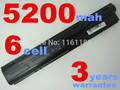 5200mah New Laptop Battery 633805-001 633733-321 HSTNN-OB2R For HP ProBook 4330s 4331s 4430s 4431s 4435s 4436s 4530s 4535s