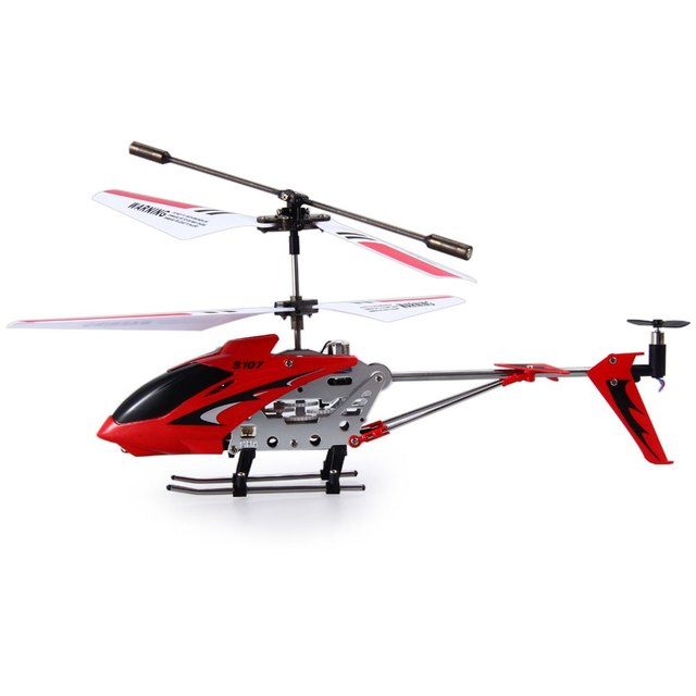Original Syma Red Color Flying Toy