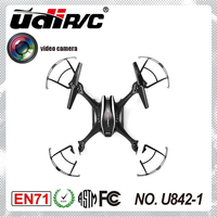 UDI U842 1 FPV WIFI Real Time Transmission Four Axis Aircraft HD Aerial Vehicle U818S Upgrade