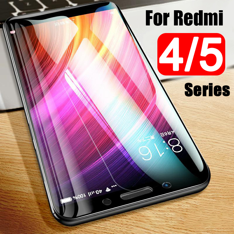 Protective Glass-On Xiaomi Redmi Armor Ksiomi-Film Tempered-Glas-Xiaomei-A-X-A1 Note-4