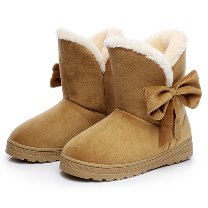 2017 Brand Women Winter Shoes Snow Boots Super Warm Hot High Quality Female Footwear Ankle Boots Ladies