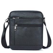 Мужские кожаные маленькие Ipad мужские сумки через плечо, естественные мужские сумки с клапаном, мужская сумка через плечо из натуральной кожи
