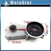 14 Tooth T8F Clutch Drum Gear Box For 47cc 49cc 2 Stroke Engine Chinese Mini Moto Kids Crosser Dirt Bike Minimoto