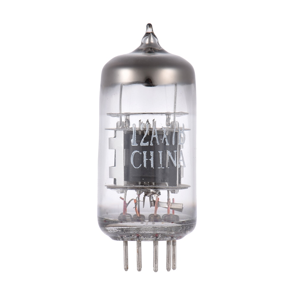 12ax7b Voorversterker Elektron Vacuüm Buis 9-pin Dual Triode Voor 12ax7 Ecc83 B759 7025 5751 Buis Vervanging