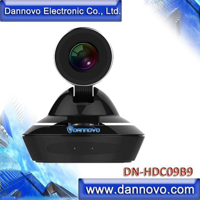 DANNOVO HD PTZ Camera for Web Conferencing, 3x Optical Zoom, Plug and Play,  Support Popular Video Conferencing Softwares-in Conference System from