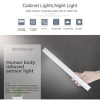 20 LED Schrank Lichter Motion Sensor Nachtlicht mit Magnetische Streifen ALI88-in Unterschrankleuchten aus Licht & Beleuchtung bei