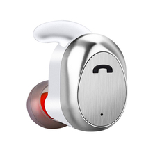 GIAUSA Earbud Mini Wireless Sports Bluetooth In Ear Headset Earphone Running Workout for iPhone