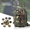 2016 Men Women Backpack Outdoor Military Army Tactical Backpack Trekking Sport Travel Rucksacks Camping Hiking Camouflage Bag