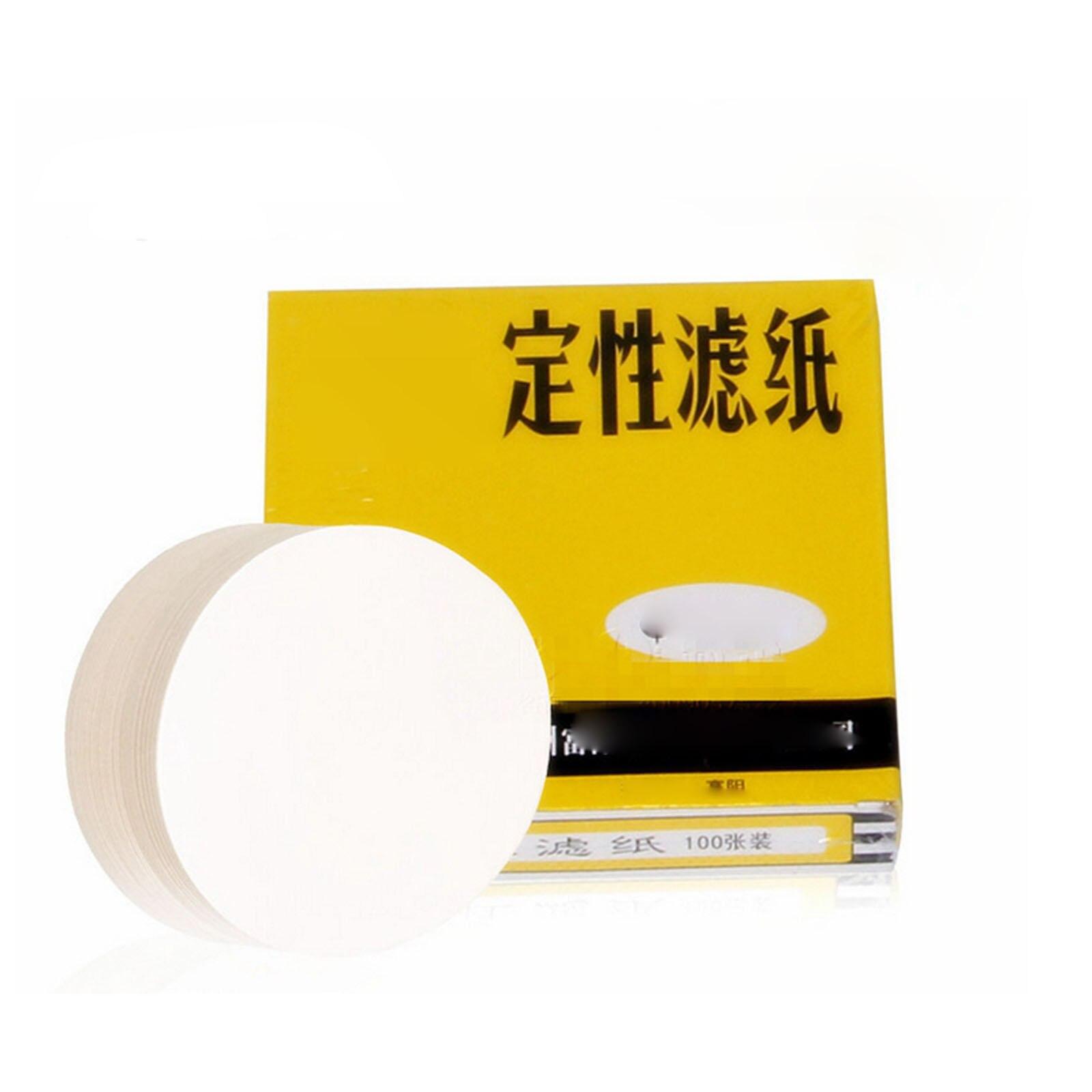 Lot100 A Box Circles 18cm Diameter 10-15/15-20/20-25 Micron Ashless Qualitative Filter Paper