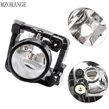 цена на MZORANGE 1pc LH/RH Fog light fog lamp no bulb For Honda spirior 2008 2009  2010 fog lamps Front Bumper Fog Lights Driving Lamps
