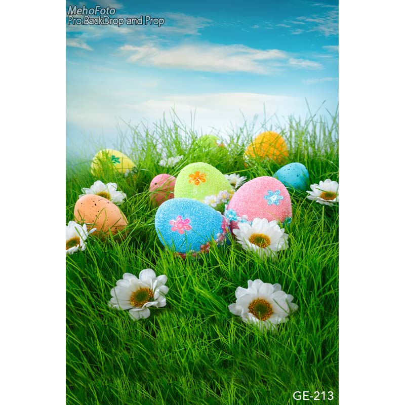Easter eggs photo background outdoor scenery photography backdrops for photo studio vinyl printing photographic backgrounds retro background christmas photo props photography screen backdrops for children vinyl 7x5ft or 5x3ft christmas033