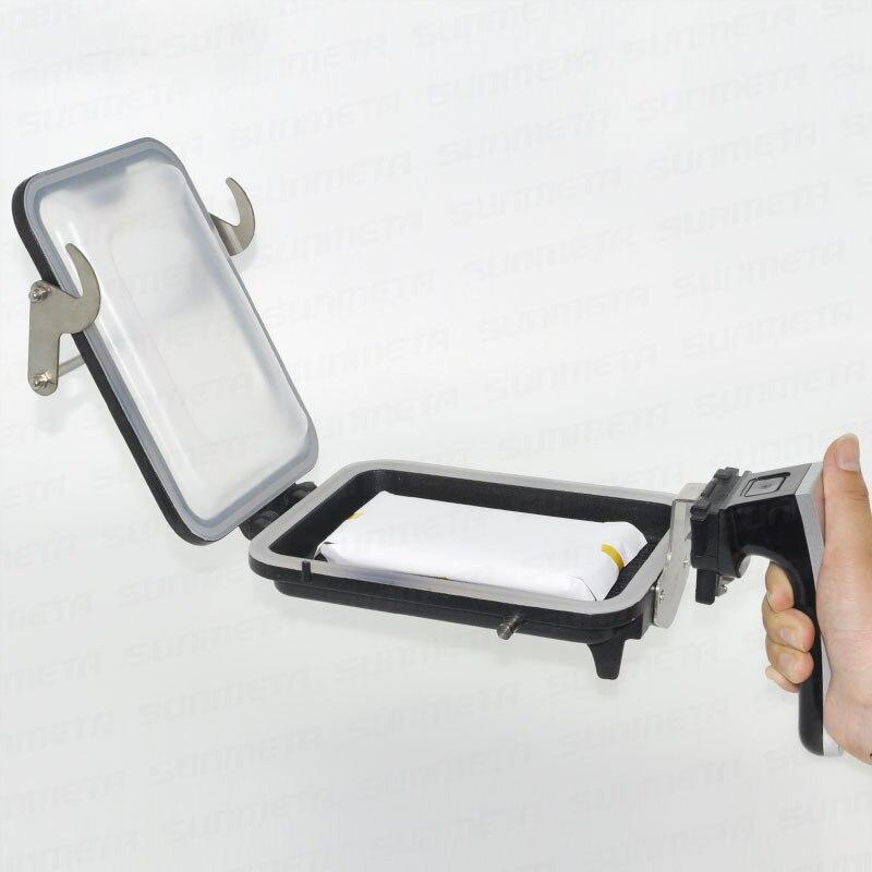 3D bricolage Sublimation moule plaque pour coque de téléphone imprimée couverture 3D Mini presse à chaud Machine