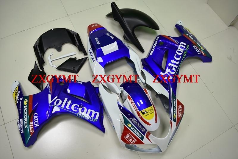 Body Kits for SV650 2003 - 2013 Motorcycle Fairing for Suzuki SV1000 05 06 Blue White Motorcycle Fairing SV 650 2003Body Kits for SV650 2003 - 2013 Motorcycle Fairing for Suzuki SV1000 05 06 Blue White Motorcycle Fairing SV 650 2003