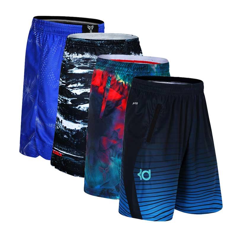 6348d9300 Deporte de los hombres de gimnasio de secado rápido de entrenamiento de  compresión de pantalones cortos