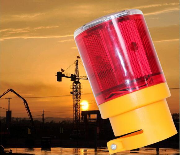 Wholesale Solar Energy Warning Lights Traffic Lights Tower