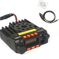 SainSonic GT 890 Mini Mobile Transceiver 136 174 400 480MHz Dual Band 25W Mini Mobile Radio
