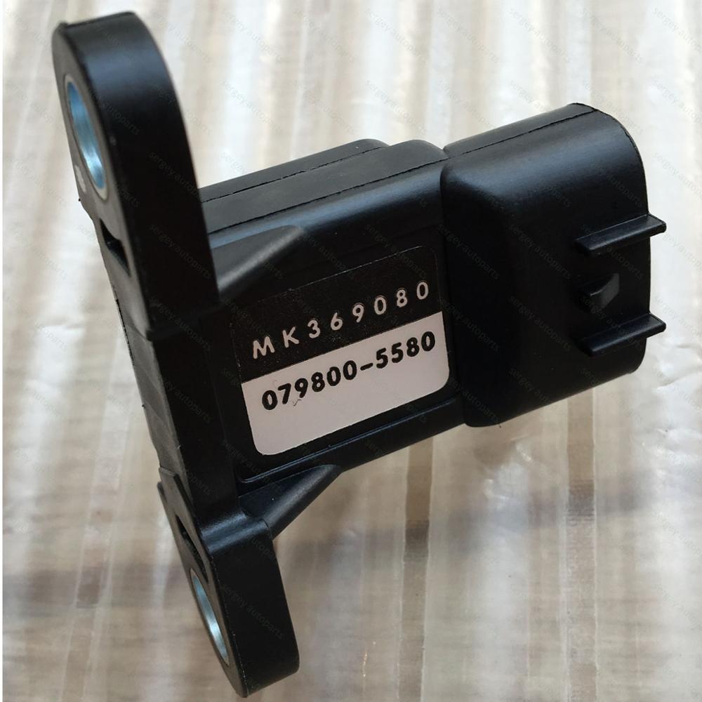 MK369080 Manifold Air Pressure Sensor For Fuso Isuzu 0798005580