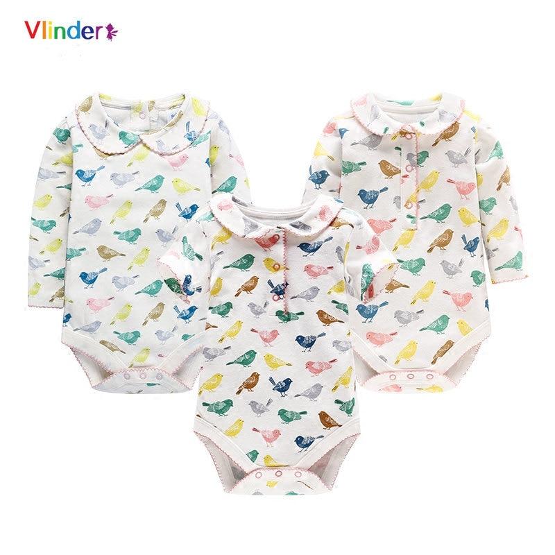 Вліндер 2018 Мода Нові Дитячі Дитячі - Одяг для немовлят