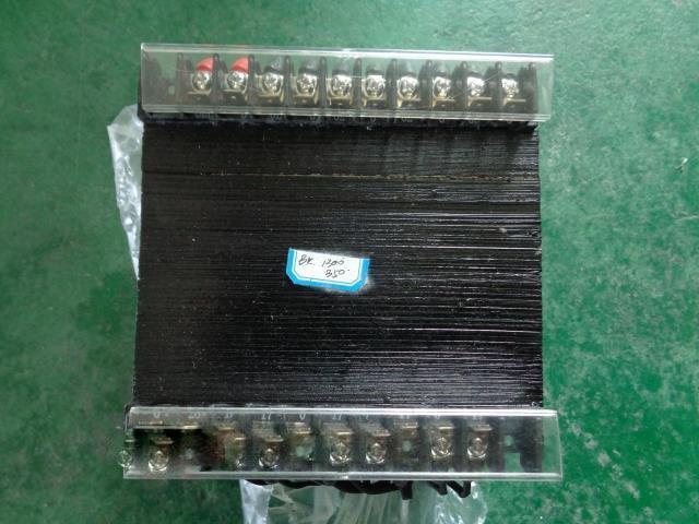 New Isolation Transformer BK-1300VA 4 Outputs 70V 4 Outputs 17V Copper