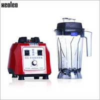 Xeoleo Heavy Duty Commercial Blender 2200W Blender Mixer 2 5L Cup Make Soybean Smoothie Juice High