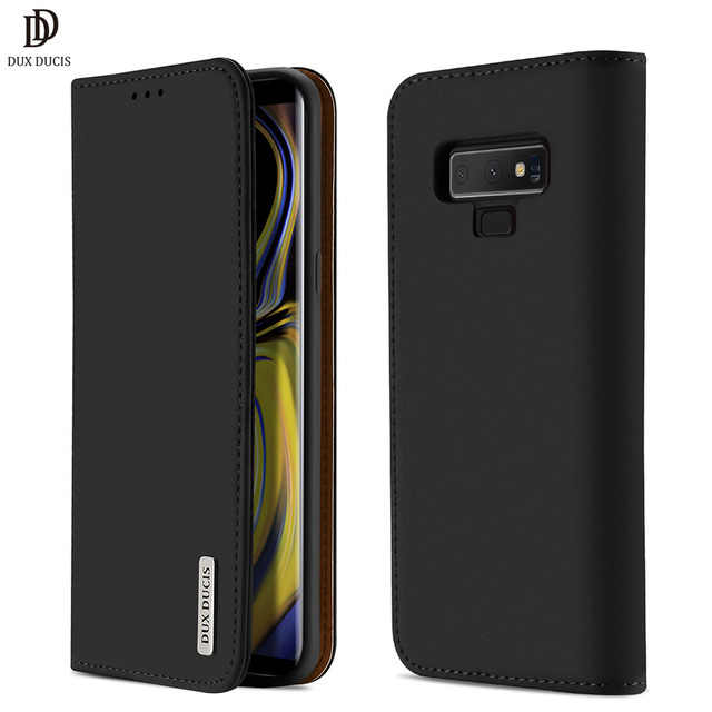 for Samsung Galaxy Note 9 8 10 Genuine Leather Case for Samsung Galaxy S8 S9 S10 Plus S10 e S10e Wallet Magnet Book Flip Case