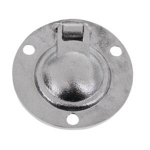 Image 4 - を持ち上げるマリンステンレス鋼ボートハッチラッチフラッシュマウントリングハンドルマリンウェア Traccion 円形