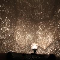 Star Astro Sky Projection Cosmos Night Light Projector 12 Romantic Constellation L057 New Hot