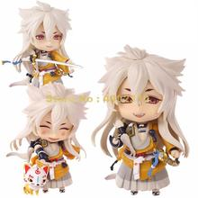 anime touken ranbu online kogitsunemaru action figure collectible model 10cm#525 Toy