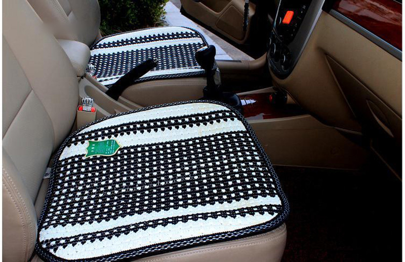 Summer Ice Silk Seat Cushion Cover Breathable Cooling Pad Mat For Car Office Chair In Automobiles Covers From Motorcycles On