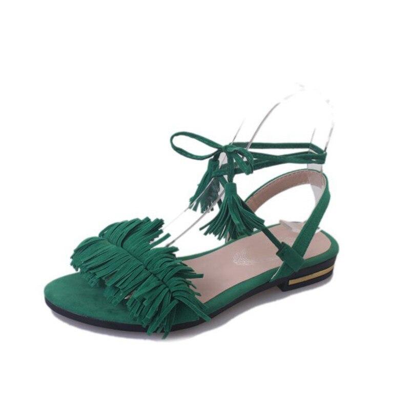 Tassel green