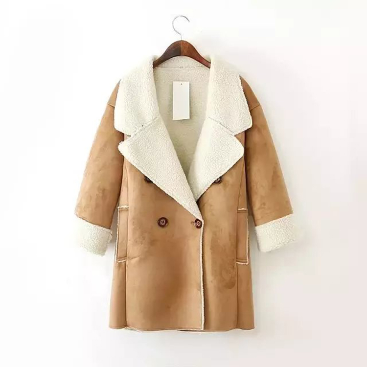 Popular Lambs Wool Coat Women Winter-Buy Cheap Lambs Wool Coat ...