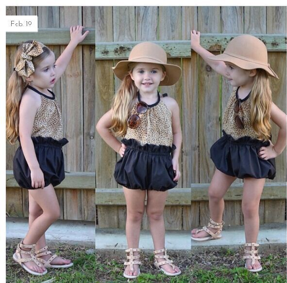 Vestidos para bebes a la moda