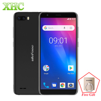 Ulefone S1 5.5inch Android Mobile   Phone   RAM 1GB ROM 8GB MT6580 Quad Core 1.3GHz Face ID 5.0MP GPS Dual SIM WCDMA 3G Smartphone