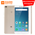 "Original Xiaomi Mi Max 6.44"" Mobile Phone Snapdragon 650 Hexa Core 1080P 16MP PDAF 2GB / 16GB 4850mAh Official Global ROM"