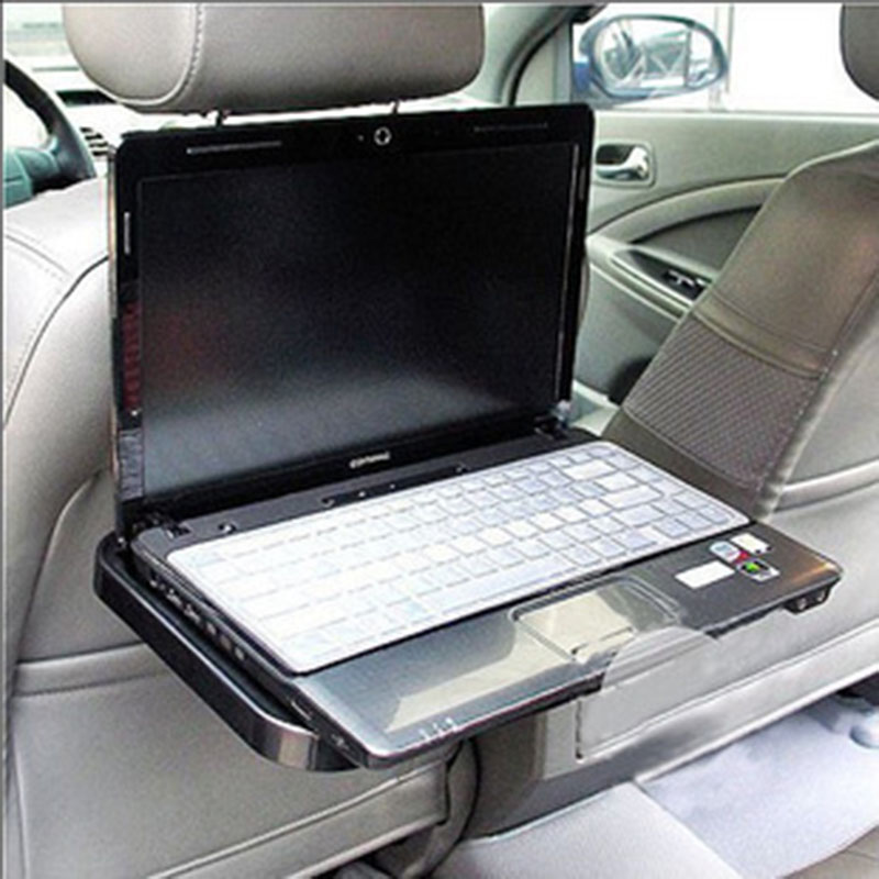 Simple Car Computer Desk Car Notebook Desktop Stand Table Computer Stand Tray Hanging Dining Table Car Organizer Accessories