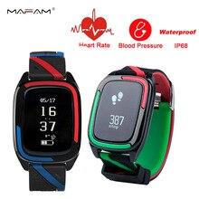 Smart Bracelet DB05 Watch Sports Waterproof Wristband Heart Rate Monitor Blood Pressure Tracker Fitness Pedometer Band PK DB03